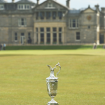Must Visit Scotland to visit The Open at St Andrews, courtesy of Baron Philippe de Rothschild