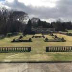 Gardens at Gordon Castle